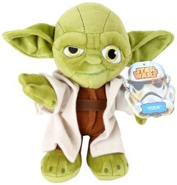 Joy Toy 5594 - Star Wars Kuscheltier Yoda