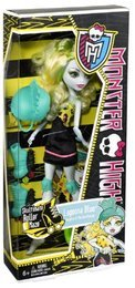 Mattel Y8349 - Monster High Rollschuh-Clique Abbey