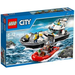 LEGO® City Polizei-Patrouillen-Boot - LEGO® City 60129