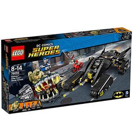 LEGO® DC Universe Super Heroes? 76055 - Batman?: Killer Crocs? Überfall in der Kanalisation