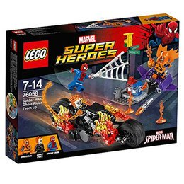 LEGO® Marvel Super Heroes? 76058 - Spider-Man: Ghost Riders Verbündete