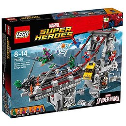 LEGO® Marvel Super Heroes? 76057 - Spider-Man: Ultimatives Brückenduell der Web-Warriors
