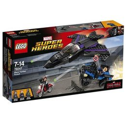 LEGO® Marvel Super Heroes 76047 - Jagd auf Black Panther