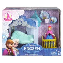 Mattel Disney Frozen Flip'n Switch Castle - Die Eiskönigin