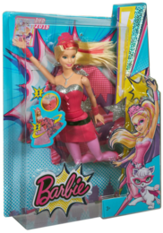 Mattel CDY61 - Barbie die Superheldin Princess Power