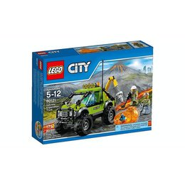 LEGO® City 60121 - Vulkan-Forschungstruck