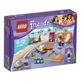 LEGO® Friends Heartlake Skatepark - LEGO® Friends 41099