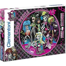 Monster High Puzzle rund 500 Teile - Cementoni 30313