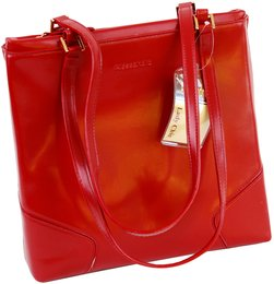 Rote Handtasche aus der Alessandro Lady Chic Collection