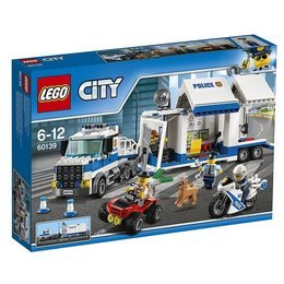 LEGO® City 60139 - Mobile Einsatzzentrale