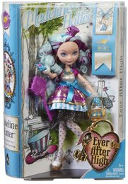 Mattel Ever After High BFW95 - Madeline Hatter, Puppe