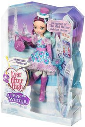 Mattel Ever After High DPG87 - Ewiger Winter Maddie