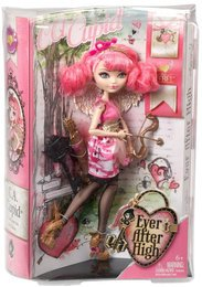 Mattel Ever After High BJG73 - Rebel Cupid, Puppe