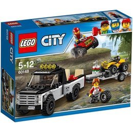 LEGO® City 60148 - Quad-Rennteam