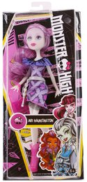Mattel Monster High DPL86 - Todschicke Monsterschülerin Ari Hauntington