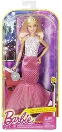 Mattel Barbie DGY70 - Pink Fabulous Barbie Puppe