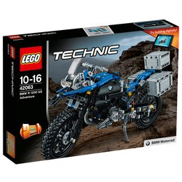LEGO® Technic 42063 - BMW R 1200 GS Adventure