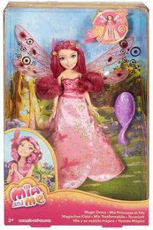 Mattel Mia and Me Magisches Kleid - CMM63