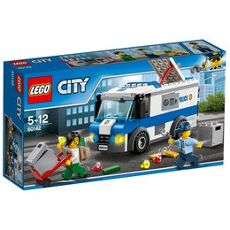 LEGO® City 60142 - Geldtransporter