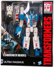 HASBRO TRANSFORMERS GENERATIONS COMBINER WARS LEADER CLASS ULTRA MAGNUS FIGURE