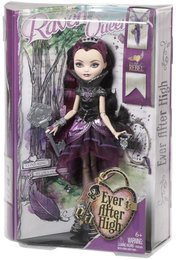 Mattel Ever After BFW94 High Raven Queen Puppe Modepuppen Figure Spielzeug NEU