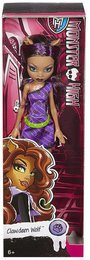 Mattel Monster High Clawdeen Wolf - DNB78 / DKY17