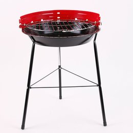 Bbq Collection Holzkohlegrill rund 33 cm
