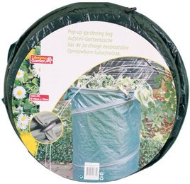 Pop Up Gartensack 120 Liter Laubsack 45 x 75 cm