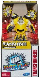 Hasbro A6579 -  Transformers -  Battelemaster - The King of Sting, Bumblebee, UK.