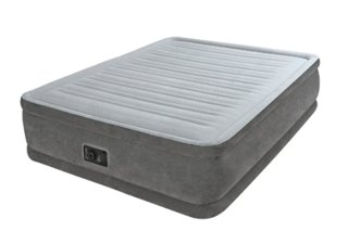 Intex 64414 Luftbett Comfort Plush Elevated Airbed Kit