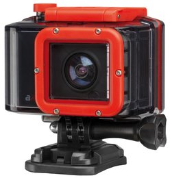 a-rival Action Cam 'aQtion Cam' AQN6 - Full HD Kamera, 5 Megapixel, 1,5 Zoll TFT, 512 MB interner Speicher, MP4, HDMI, USB 2.0,