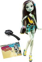 Monster High Gloom Beach Frankie Stein Daughter of Frankenstein