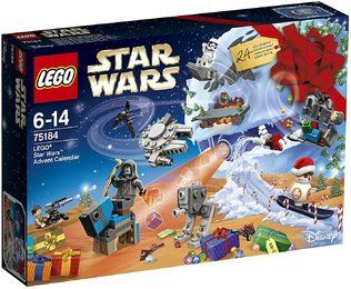 LEGO® Star Wars 75184 - Adventskalender