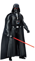 Hasbro Star Wars Rogue elektronische Ultimate Fig. 30cm Darth Vader