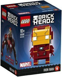 LEGO® BrickHeadz Iron Man