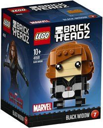 LEGO® BrickHeadz Black Widow