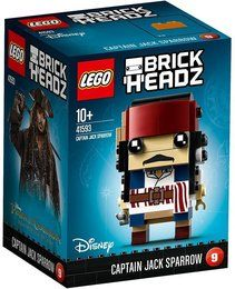 LEGO® BrickHeadz Captain Jack Sparrow