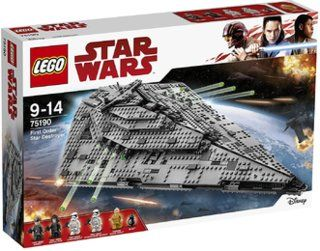 LEGO® Star Wars 75190 - First Order Star Destroyer