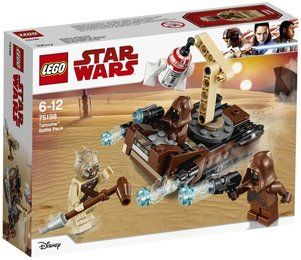 LEGO® Star Wars 75198 Tatooine# Battle Pack