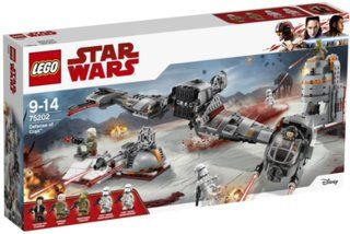LEGO® Star Wars 75202 Defense of Crait#