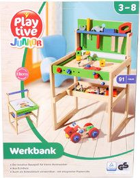 PLAYTIVE® JUNIOR Werkbank