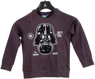 Star Wars Disney Kinder Sweat-Shirt in Verschieden Größen/Mustern