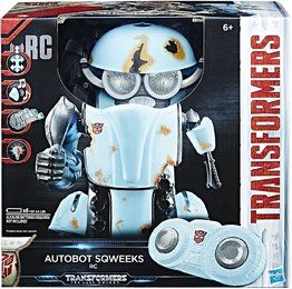 Hasbro C0935 - Transformers - RC Autobot Sqweeks (UK)