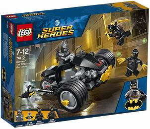 LEGO® 76110 DC Super Heroes Set Batman™: Attacke der Talons