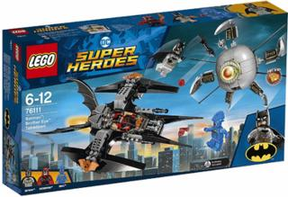 LEGO® 76111 DC Super Heroes Set Batman: Brother Eye™ Gefangennahme