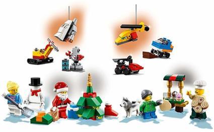 LEGO 2343 6254 NEUWARE 4 x Eisbecher mit Eis mit 4 Kugeln in vier Farben