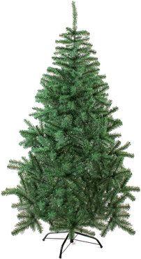 weihnachtsbaum k nstlich 180 cm christbaum tannenbaum mit. Black Bedroom Furniture Sets. Home Design Ideas