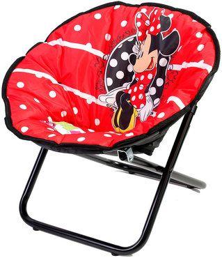 klappbar 5135469 Neu Delta Children Stuhl Minnie Mouse