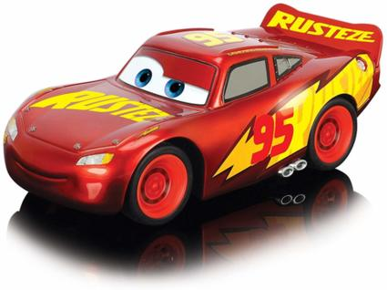 imba 203084010 - Disney - Cars 3 - RC Turbo Racer, RRC Lightning McQueen 1:24