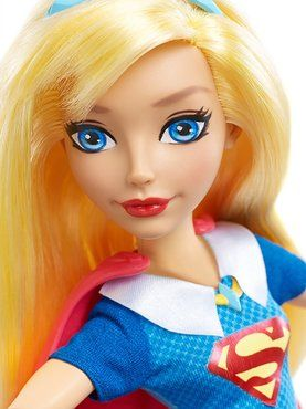 DC Super Hero Girls SUPERGIRL DLT63 NEU//OVP Puppe